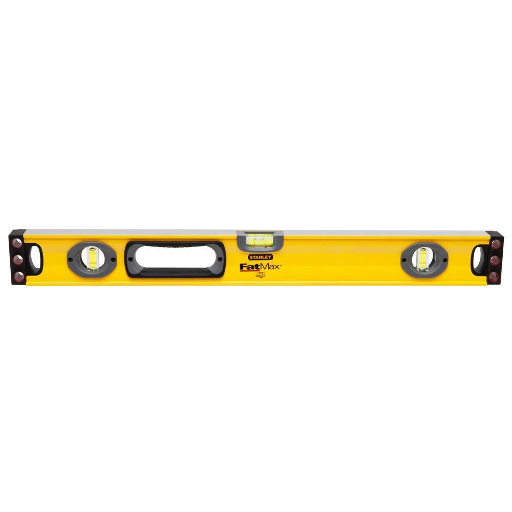 24 Inch  NON-MAGNETIC BOX BEAM LEVEL