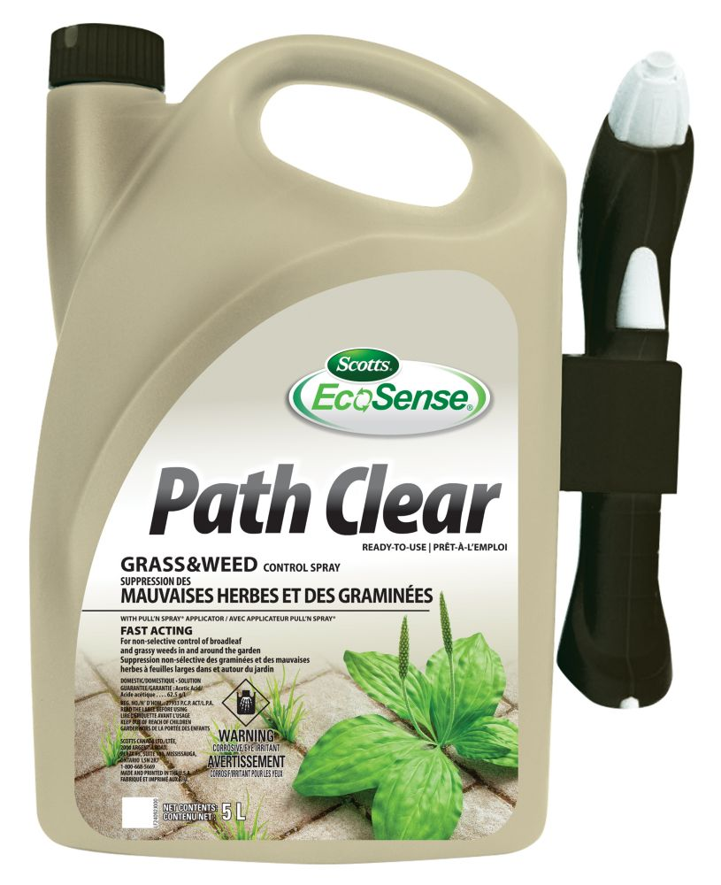 Scotts EcoSense Non-Selective Weed Control 5 L