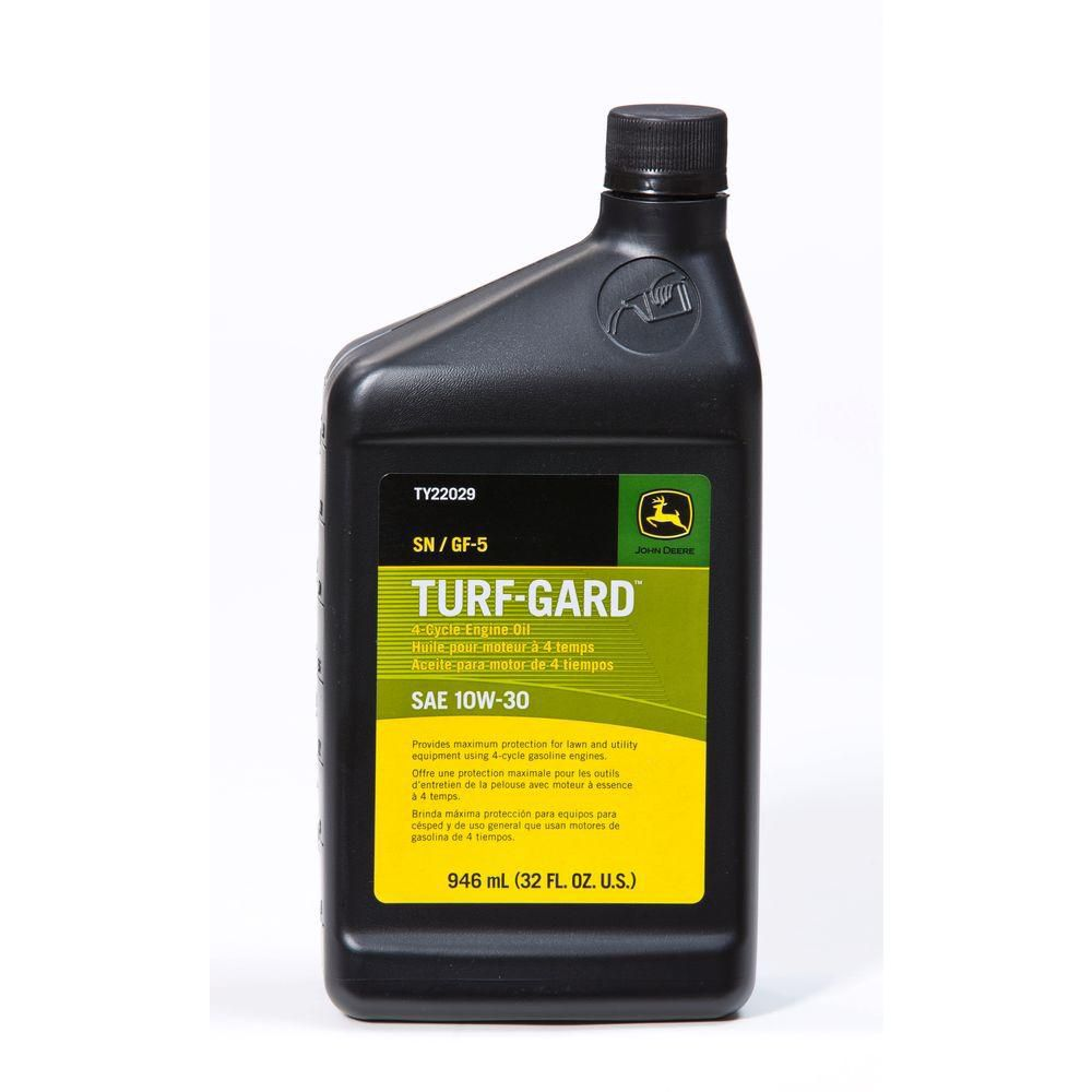 John Deere 32 Oz 10w 30 Motor Oil The Home Depot Canada