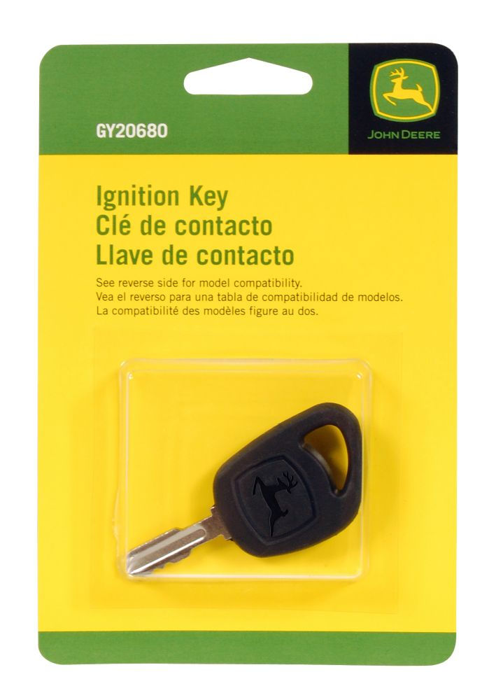 Ignition Key for Lawn Tractors