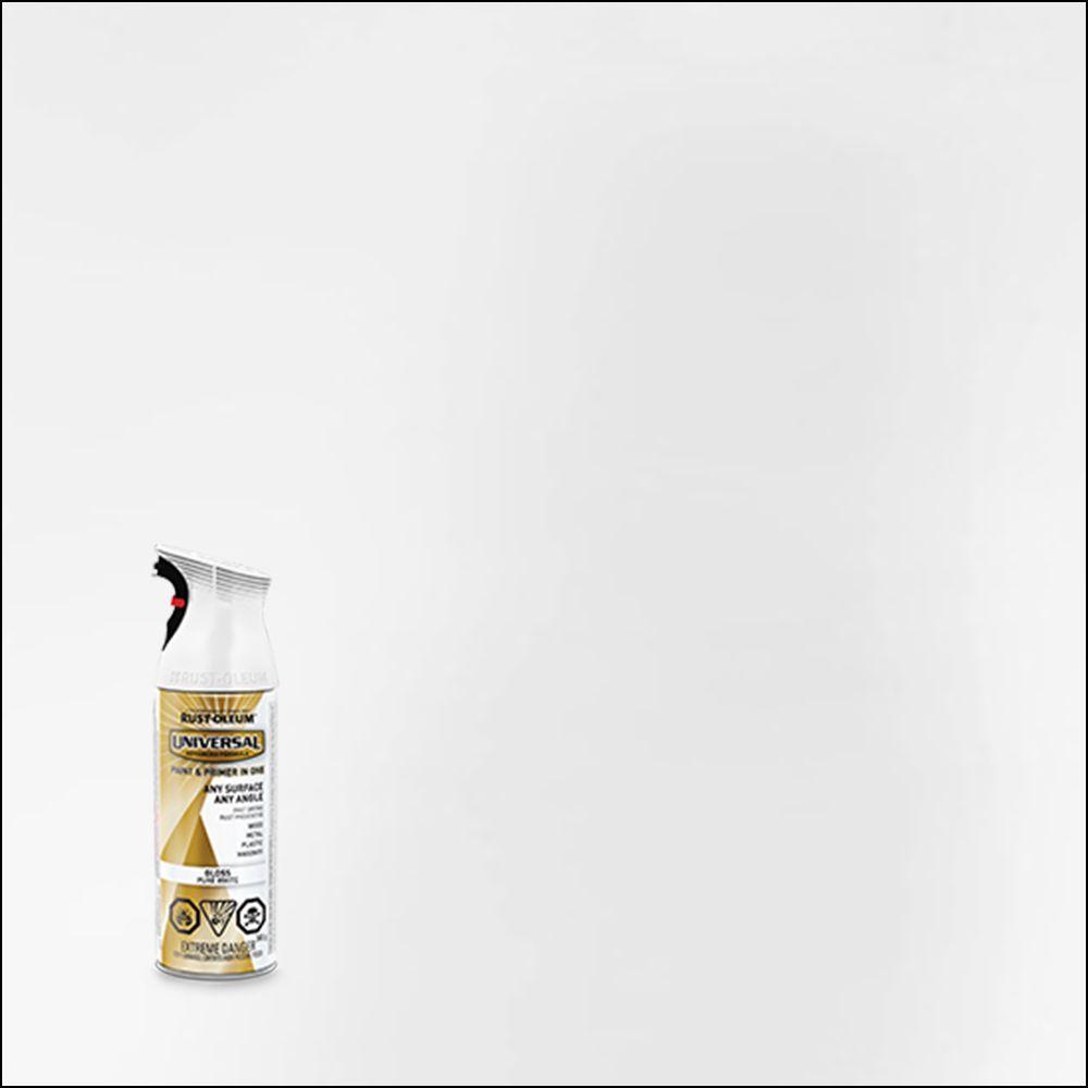 Émail Tous-Surfaces - Blanc lustré