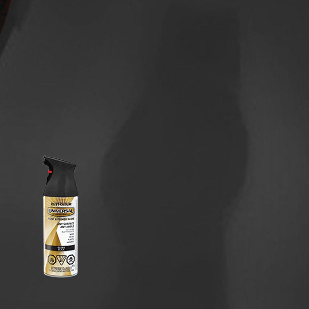 Émail Tous-Surfaces - Noir lustré
