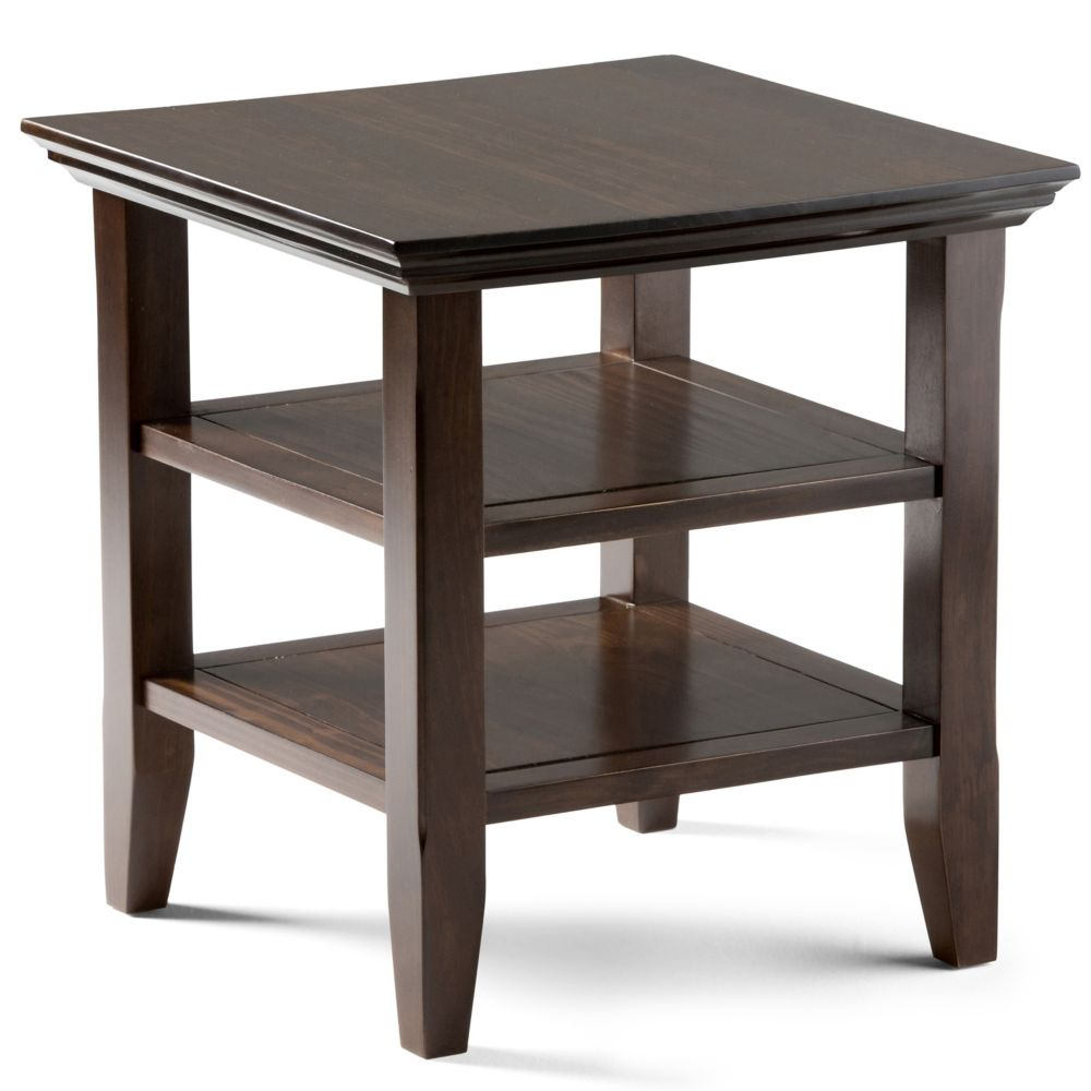 Table d'appoint De La Collection Acadian