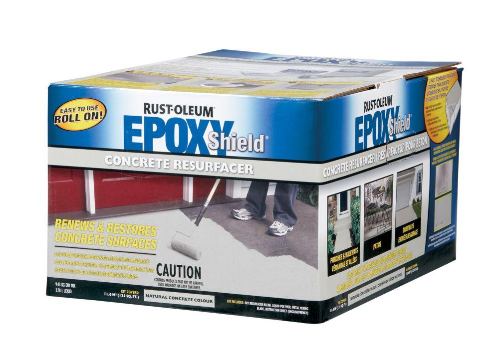 Epoxy Shield Concrete Resurface Kit