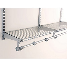 Configurations 4ft. To 8ft. Adjustable Rod