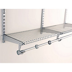 Configurations 2ft. To 4ft. Adjustable Rod