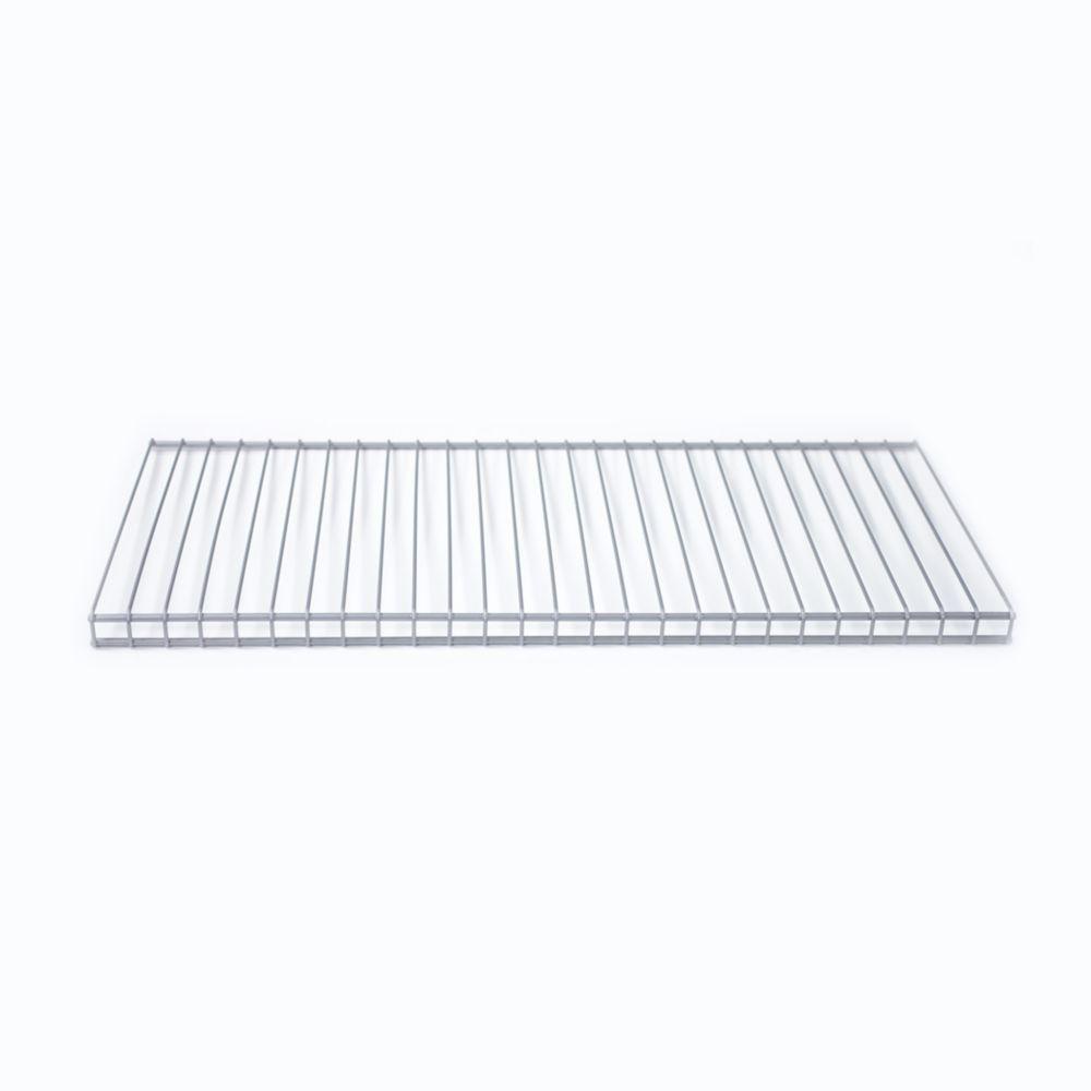Adjustable shelves (4ft to 8ft)