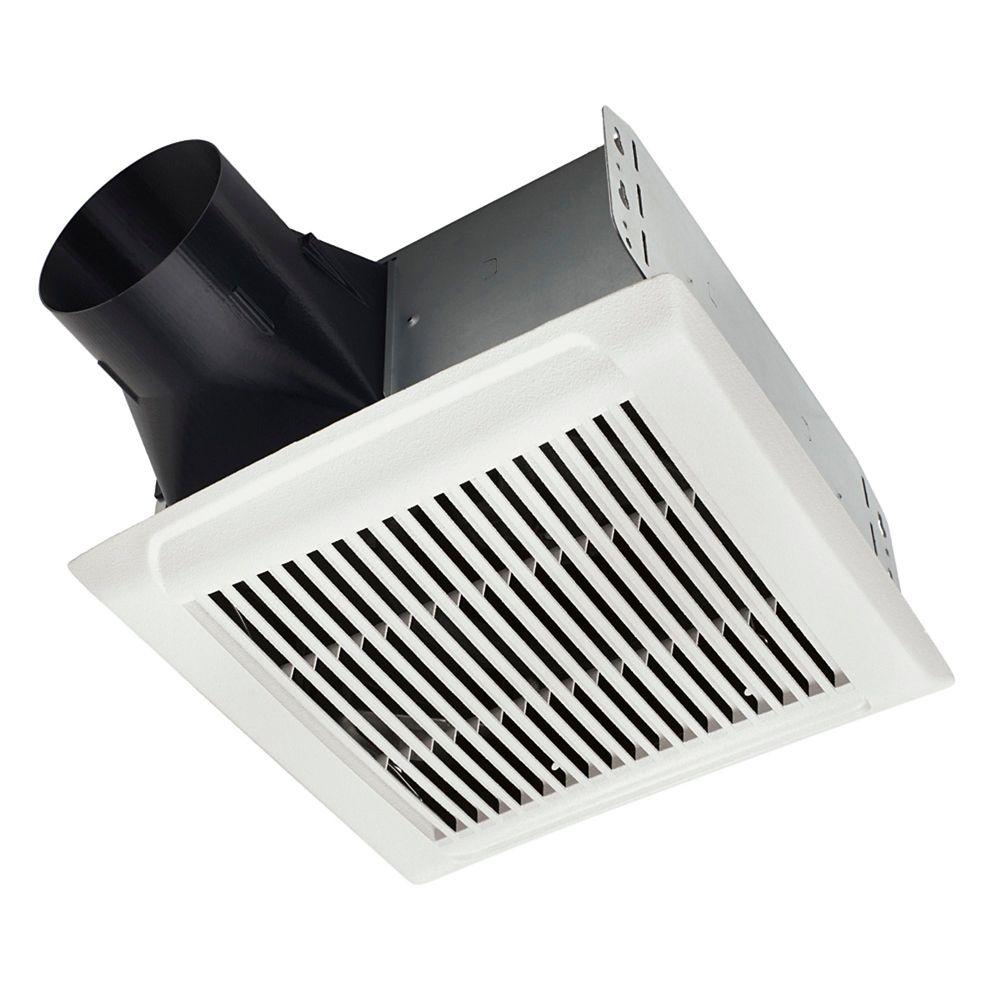 80 CFM, 2.5 Sones Bath Fan
