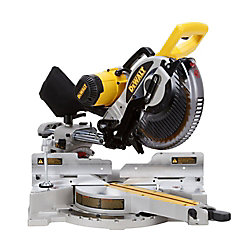 DEWALT 10-inch (254 mm Blade) Double Bevel Sliding Compound Miter Saw