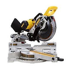 10-inch (254 mm Blade) Double Bevel Sliding Compound Miter Saw