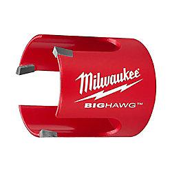 Milwaukee Tool Scie-cloche Big HawgMD de 2 1/8po