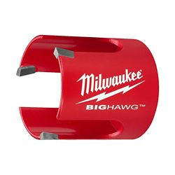 Milwaukee Tool 2 1/8-inch Big Hawg Hole Cutter