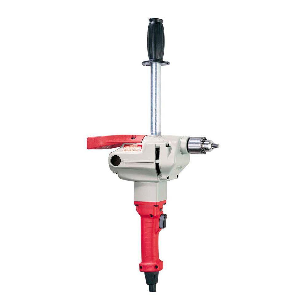 Perceuse compacte de 1/2po fournissant 115tr/min à 450tr/min
