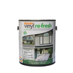 Ducan Vinyl Re-Fresh Vinyl Re-Fresh, for use on old faded sheet vinyl decking to make it look new.