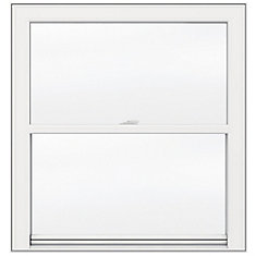 36-inch x 38-inch 5000 Series Single Hung Vinyl Window with 3 1/4-inch Frame - ENERGY STAR®