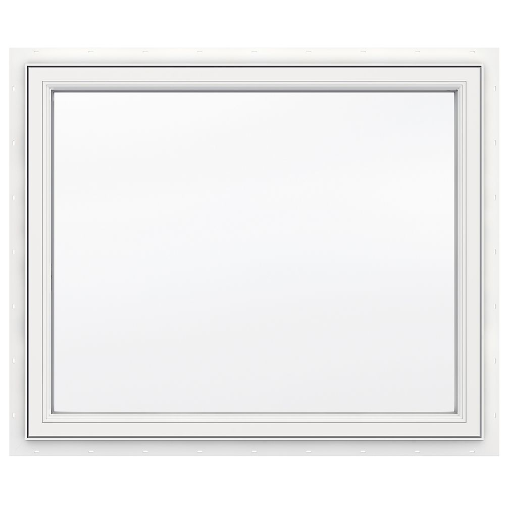 Jeld Wen Windows Doors 3500 Series Vinyl Picture Window