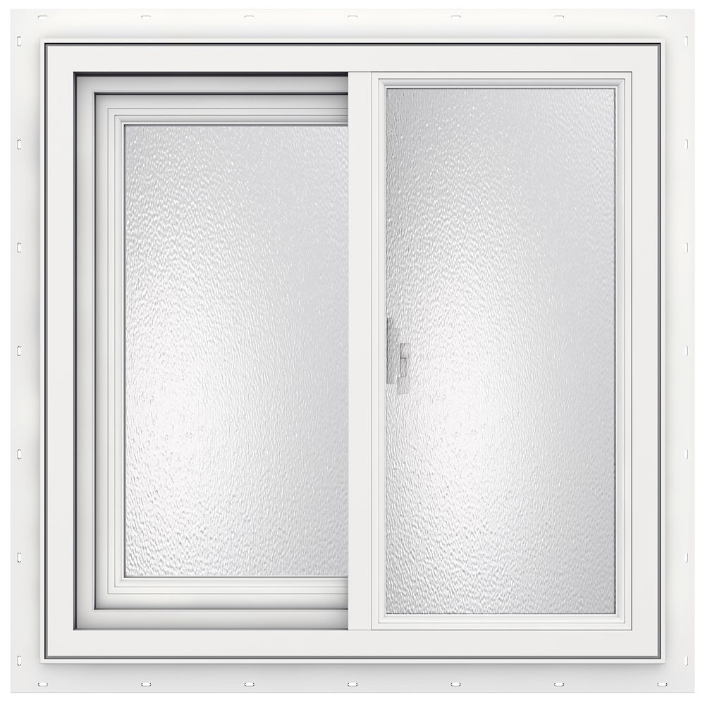 Jeld wen windows doors 3500 series vinyl slider window for Buy jeld wen windows online