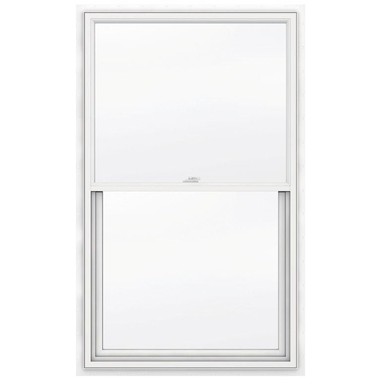 Jeld wen windows doors 3500 series vinyl single hung for Buy jeld wen windows online