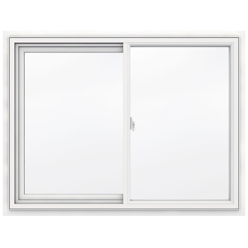 3500 SERIES Vinyl Slider Window 48 Inch x 36 Inch