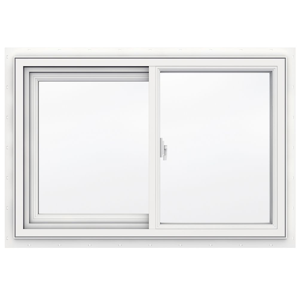 36-inch x 24-inch 3500 Series Sliding Vinyl Window