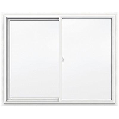 60 Inch X 48 3500 Series Sliding Vinyl Window