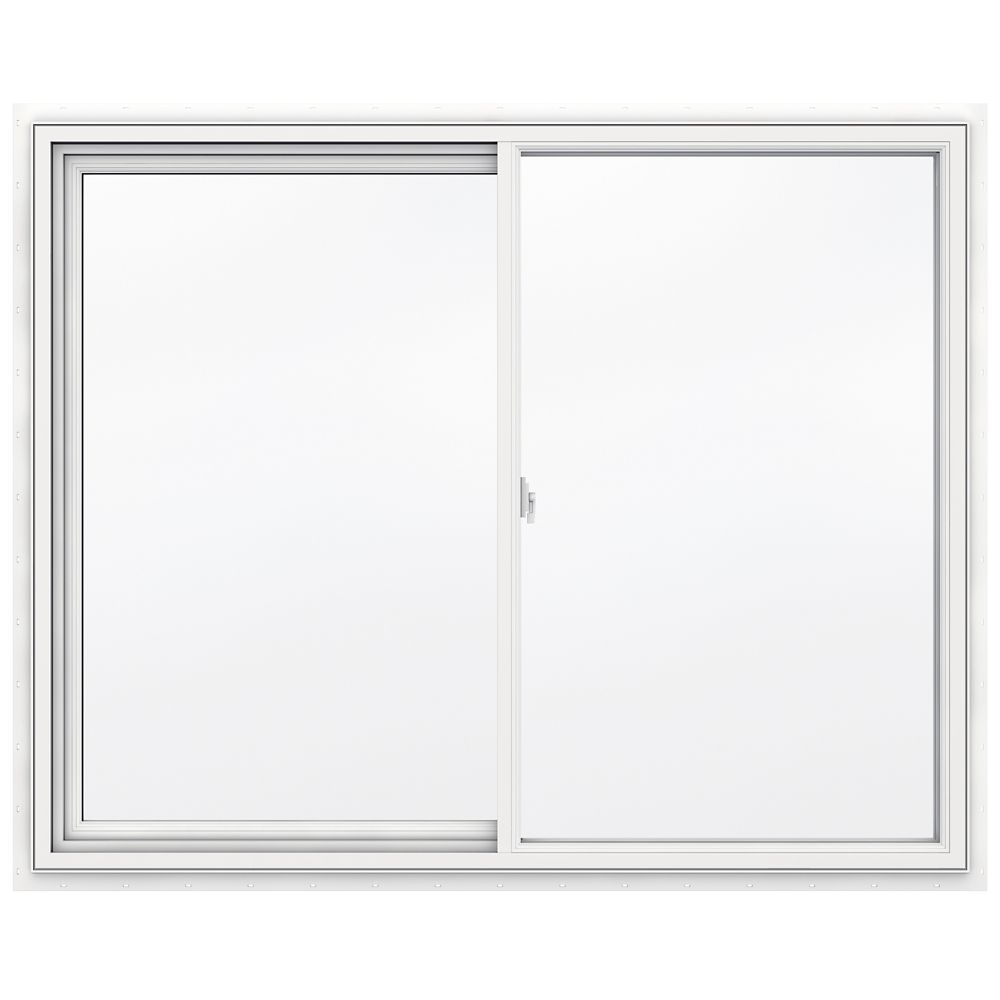 60-inch x 48-inch 3500 Series Sliding Vinyl Window