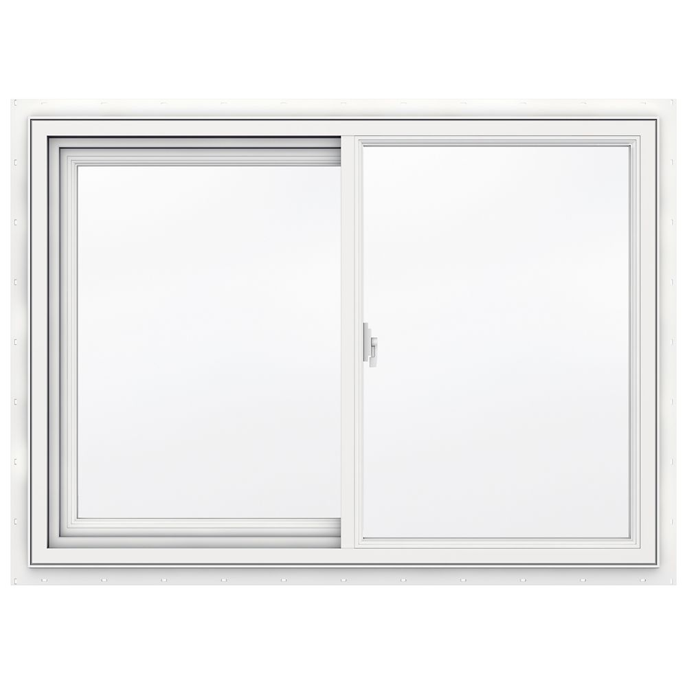 42-inch x 29 1/4-inch 3500 Series Sliding Vinyl Window