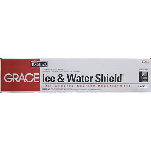 Ice & Water Shield 3 Feet Wide And 67 Feet Long