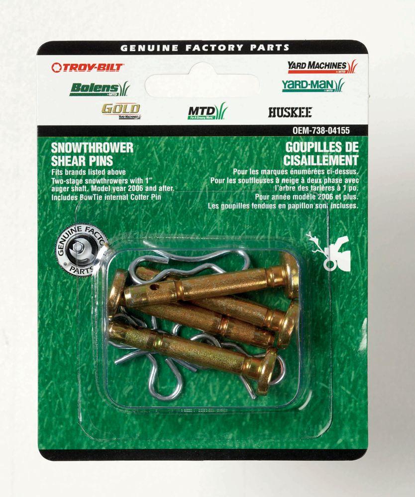 Shear Pins For 800/900 Series