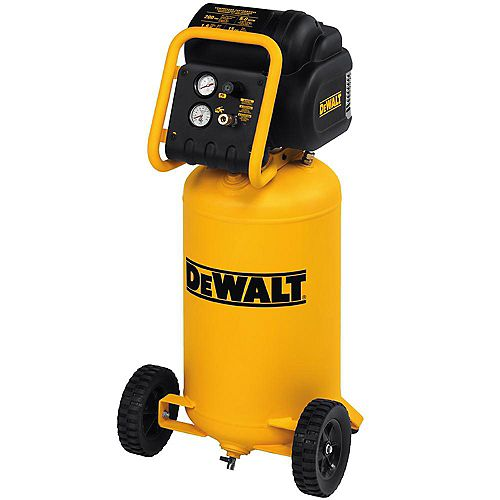 DEWALT 1.5 Continuous HP 56.8L 200 PSI Compact Workshop Air Compressor