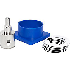 1-3/8 in. Tile Hole Saw