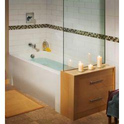 American Standard Minimalist Acrylic Bathtub