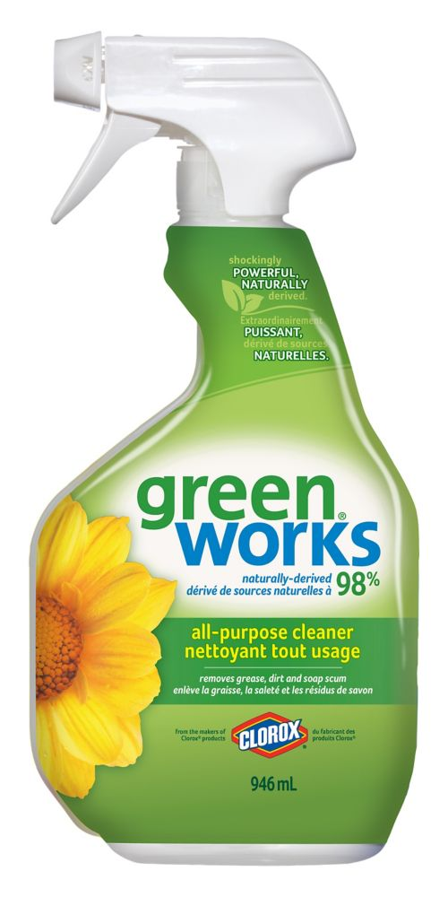 GreenWorks All Purpose Cleaner The Home Depot Canada