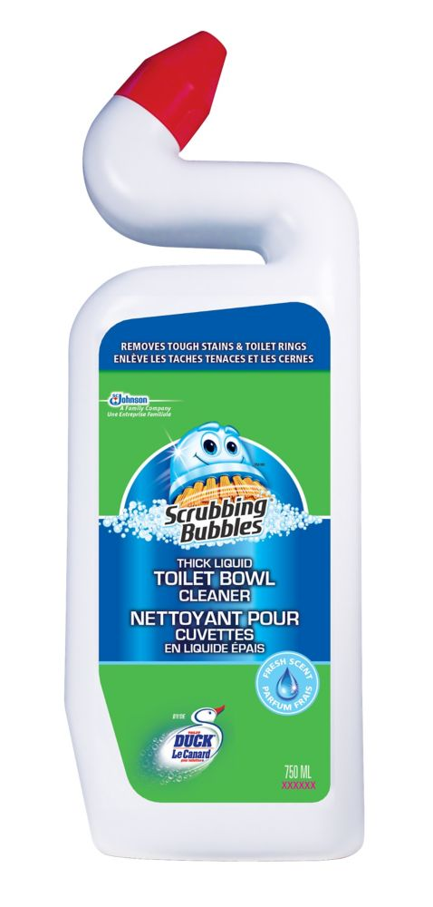 Liquid Toilet Bowl Cleaner
