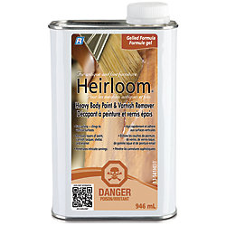 Heirloom Heavy Body Paint & Varnish Remover