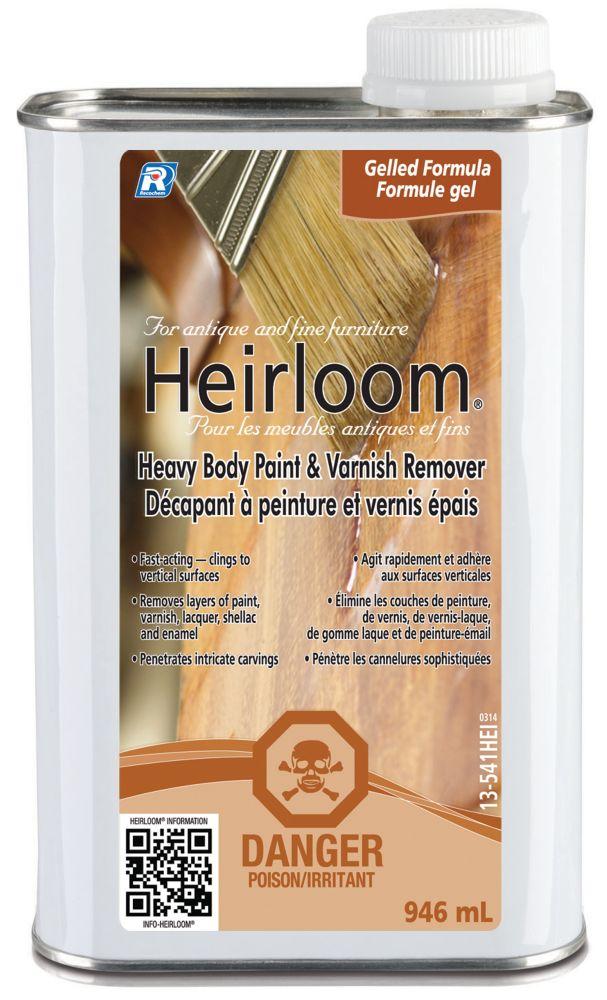 Heavy Body Paint & Varnish Remover