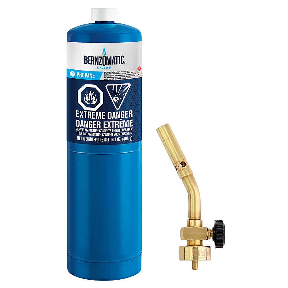 UL100 Basic Propane Torch Kit