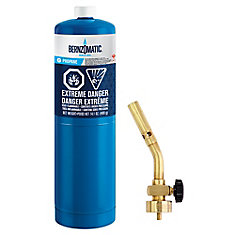 Black Rock 3,000 Degrees F Propane Torch-46655 - The Home Depot