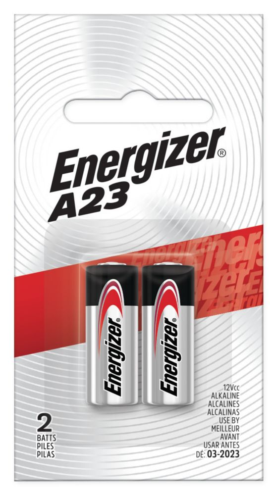 Max A23 Battery - 2 Pack