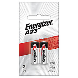 Energizer Max A23 Battery - (2-Pack)