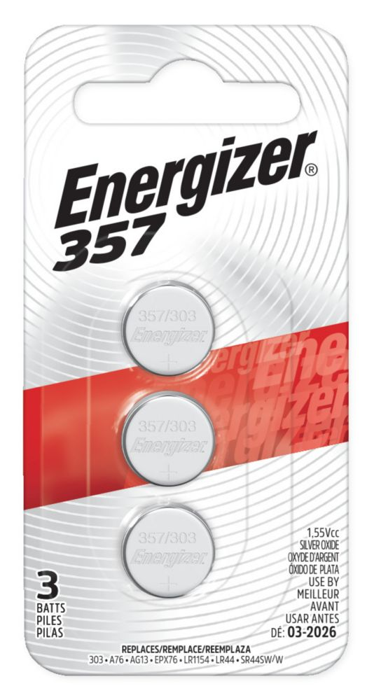 Max 357 Battery - 3 Pack