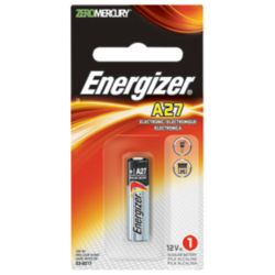 Energizer Max A27 Battery