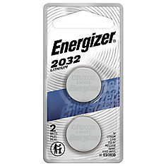 Max  2032 Battery - (2-Pack)