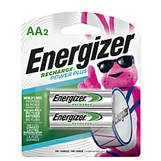 Rechargeable AA Battery - 2 Pack