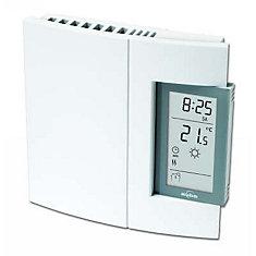 Thermostat programmable 7 jours pour plinthes électriques