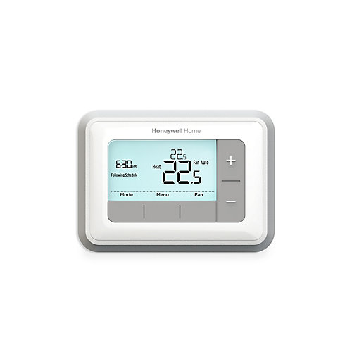 T4 5-1-1 Day Programmable Thermostat