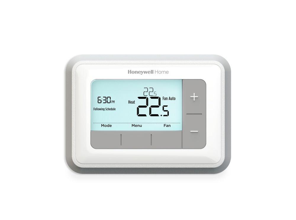 Honeywell 5-1-1 Programmable Thermostat