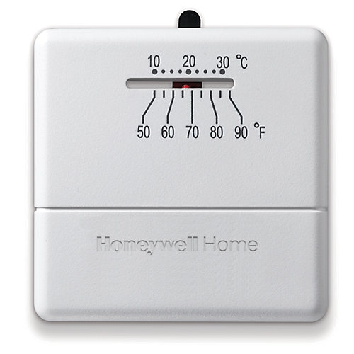 Economy Heat Only Manual Thermostat