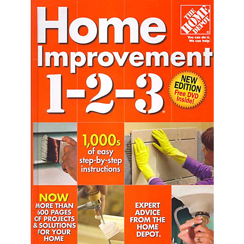 Home Improvement 1-2-3 3rd Edition