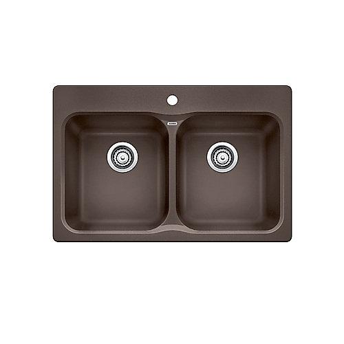 Vision 210 top mount Café Sink
